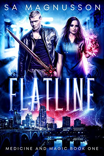 Flatline (Medicine and Magic Book 1) cover