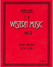Materials of Western Music: Part 2