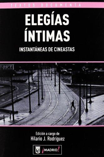 Descargar Libro Elegias Intimas Hilario J. Rodríguez