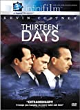 Thirteen Days (Infinifilm Edition) by New Line Home Video by Roger Donaldson