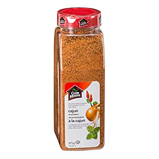 Club House, Quality Natural Herbs & Spices, Cajun Seasoning, 675g (B00HEF7Z0C) | Amazon price tracker / tracking, Amazon price history charts, Amazon price watches, Amazon price drop alerts