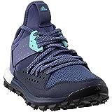 adidas Originals Women's Response Tr w Running Shoe, Super Purple/White/Energy Aqua, 9.5 Medium US For Sale