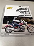 2013 2014 2015 Yamaha Raider Models Stratoliner Roadliner Models Service Shop Manual