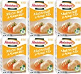 Matzo Ball and Soup Mix, 4.5oz Box (Pack of 6, Total of 27 Oz)