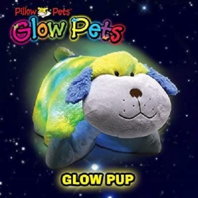"Pillow Pets Glow Pets - Puppy 12"": Toys & Games"