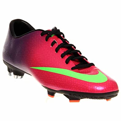 promo code 891c7 8498d NIKE Men's Mercurial Victory Iv Fg Football Synthetic Boot