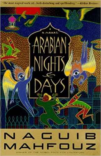 Image result for arabian nights and days book