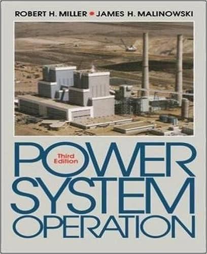Power system operation robert h miller james h malinowski power system operation 3rd edition fandeluxe Choice Image