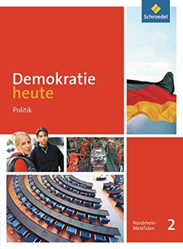 Demokratie Heute   Ausgabe 2011 Für Nordrhein Westfalen  Schülerband 2