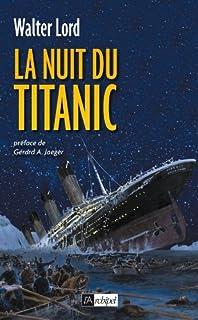 La nuit du Titanic, Lord, Walter