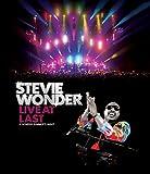 Stevie Wonder: Live at Last [Blu-ray]