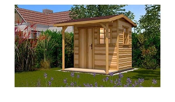 Weka jardín casa 820 tamaño 1, Natural, Vd/T 100 cm et EF: Amazon ...