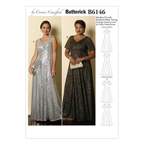 4x dress patterns - 4