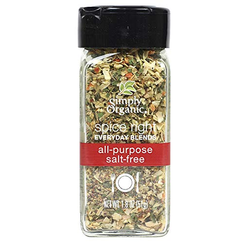 Simply Organic Spice Right Everyday Blends All-Purpose Seasoning