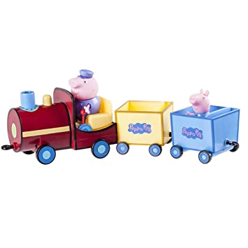 Character Options Peppa Pig Trenecito Del Abuelo Amazon Es