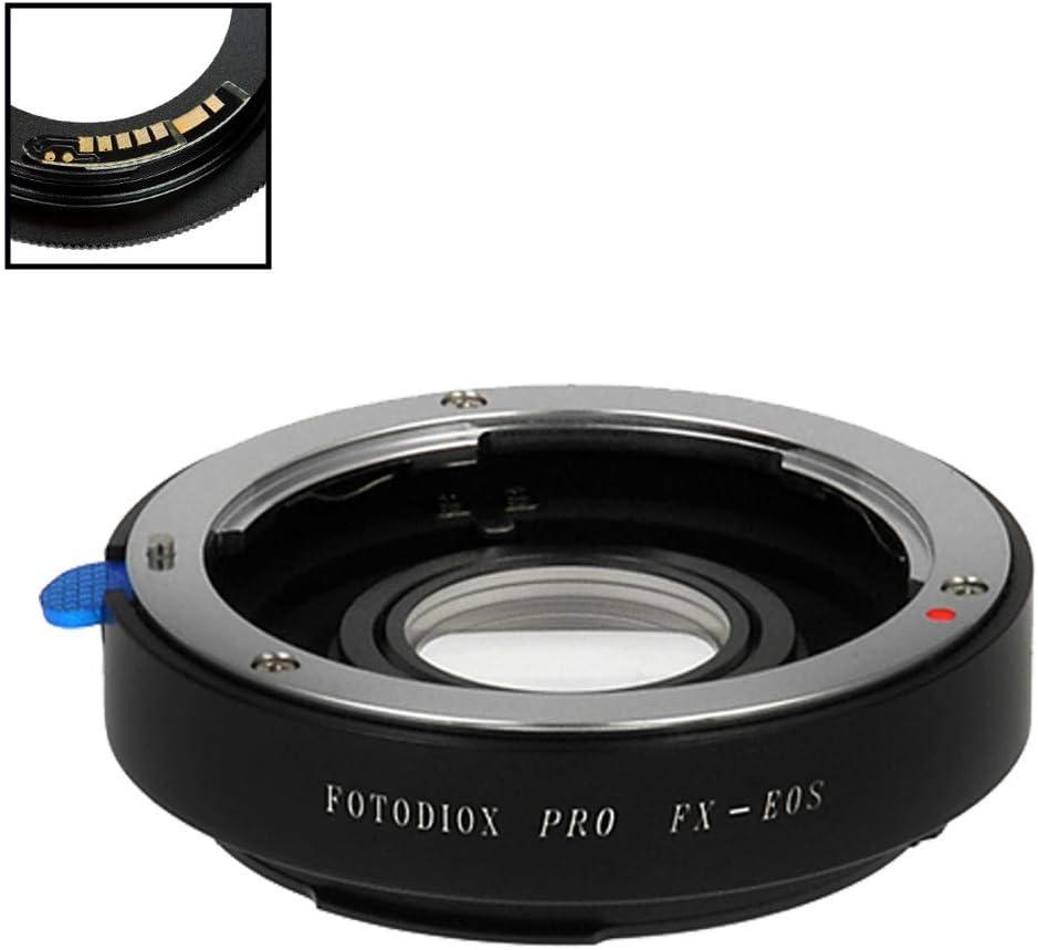 Fotodiox Pro Lens Mount Adapter Compatible With Fuji Kamera