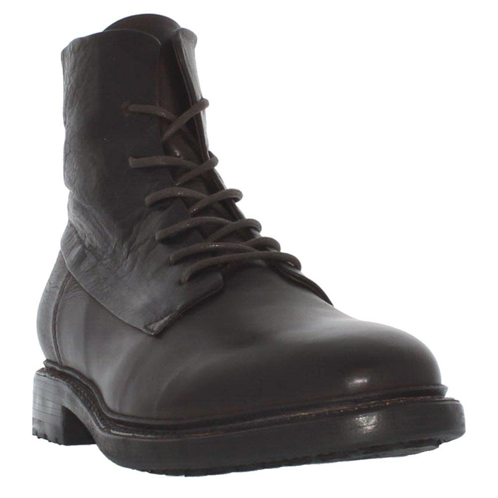 Blackstone MM08 Brown Herren Boots Braun & Stiefel in Mittel Braun Boots 123351