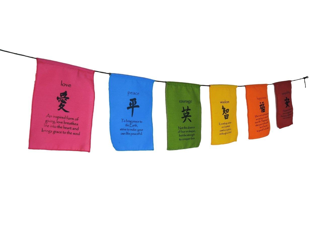 Amazon.com: Lazos de oración hechos a mano de tibetano ...