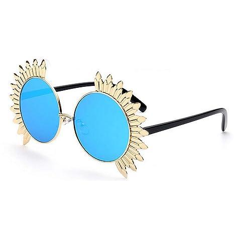 Vaxiuja-WSG Gafas de Sol polarizadas para Mujeres, Metal ...
