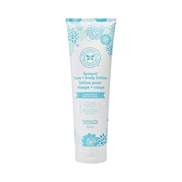 The Honest Company Face And Body Lotion With Unscented Fragrance