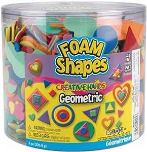 Value Pack Foam Shapes Assortment
