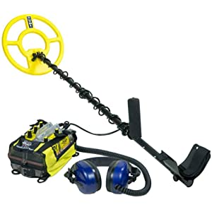 Whites TDI BeachHunter Extreme Pulse Induction Waterproof Metal Detector