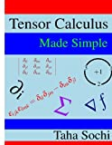 Tensor Calculus Made Simple
