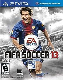 FIFA Soccer 13 - PlayStation Vita: Video Games - Amazon com