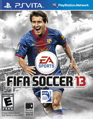FIFA Soccer 13 - PlayStation Vita by Electronic Arts