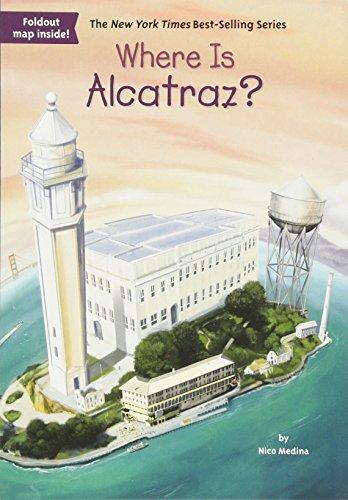 Where Is Alcatraz? [Nico Medina] (Tapa Blanda)