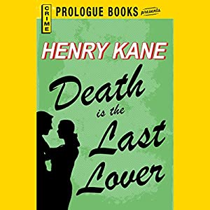 Death Is the Last Lover Audiobook