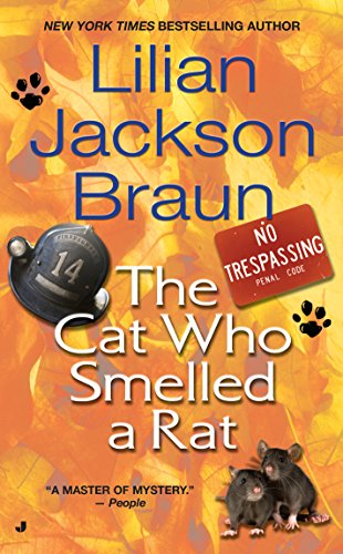 The Cat Who Smelled a Rat (Cat Who... Book 23)