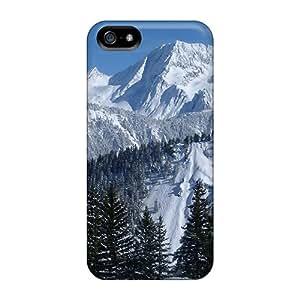 PWAPkQg3382tAOmA Faddish Mountain Scene Case Cover For Iphone 5/5s
