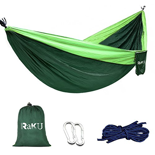 raku-camping-hammock-660lb-portable-lightweight-parachute-nylon-fabric-hammock-for-outdoor-hiking-ca