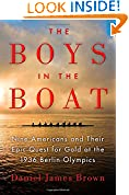 #6: The Boys in the Boat: Nine Americans and Their Epic Quest for Gold at the 1936 Berlin Olympics
