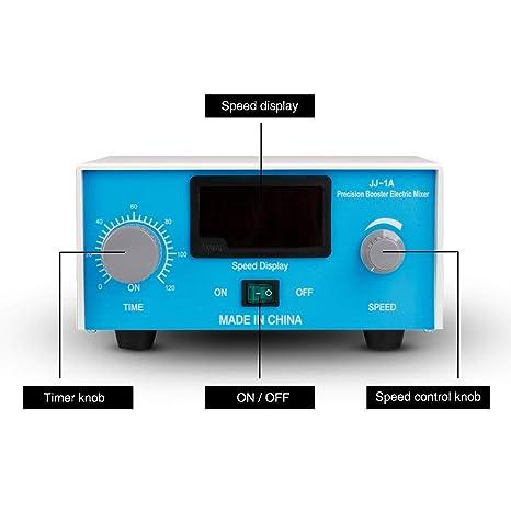 Bespick Mezclador de Laboratorio Agitador Digital Licuadora ...
