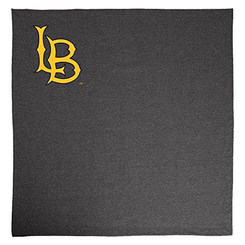(NCAA Long Beach State 49Ers Adult Sweatshirt Blanket,50