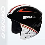 Briko Phoenix Bluetooth Ready Downhill Helmet - Black- 54cm