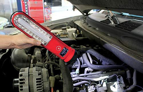 Clore Automotive LNC7480 LNC7480 12V Lithium Jump Starter/Work Light/LED Flare by Clore Automotive (Image #4)