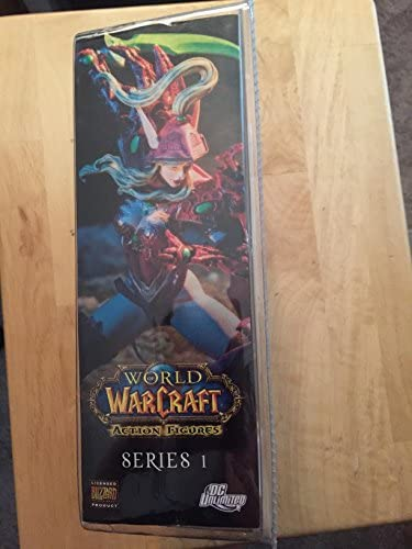 Amazon.com: World of Warcraft Series 1 valeera sanguinar ...