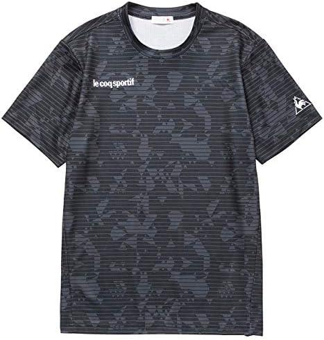 半袖シャツ QMMOJA16 BLK ブラック L