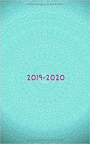 2019 - 2020: Agenda Scolaire 2019 - 2020 / Une page par jour ...