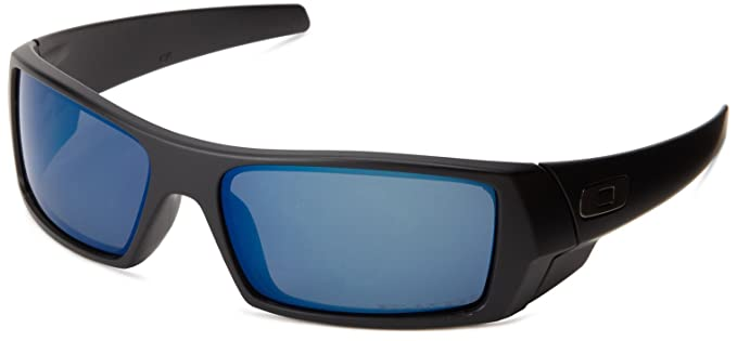 Oakley Matte Black Gascan Sunglasses