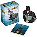Batman: Talking Bust and Illustrated Book (Miniature Editions)