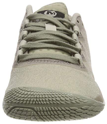 Merrell Grey Aluminum Luna Shoes Knit Women's Vapor Fitness 3 Glove Aluminum q7wf4q8rpO