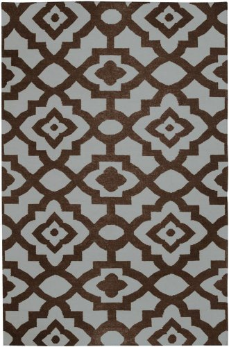 Market Place Rug 5' x 8'/Blue / (Market Place Hand Woven Rug)
