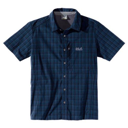 attraktive Mode gutes Geschäft zum halben Preis Jack Wolfskin Herren Hemd Mountain Stretch Shirt Men