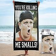 SuperWW The Sandlot Ham Porter You're Killing Me Smalls Microfiber Quick Dry Towel for Beach, Workout, Yog