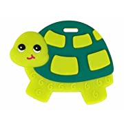 Silli Chews Silicone Baby Teether - Tilli Turtle