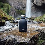 S'well Stainless Steel Roamer Bottle-64 Fl Oz-Onyx